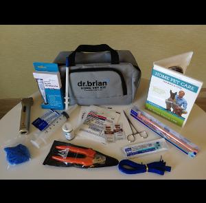 Dr Evans Home Veterinary Care Kit