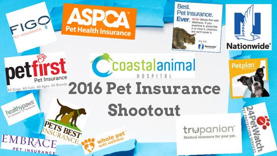 2016 Pet Insurance Shootout
