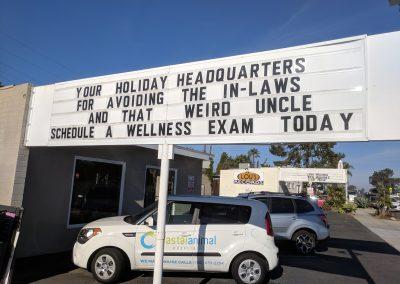 holiday headquarters