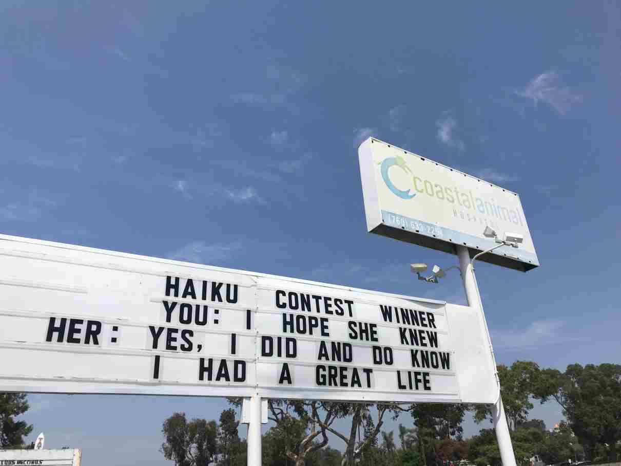 4th Annual Pet Haiku Winner - Editor's Choice